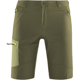 Columbia Triple Canyon Shorts Men 10 olive
